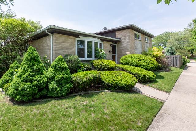 9256 Lavergne Avenue, Skokie, IL 60077 (MLS #10456780) :: John Lyons Real Estate