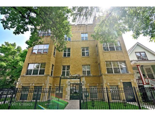4055 N Central Park Avenue 2S, Chicago, IL 60618 (MLS #10456852) :: Ani Real Estate