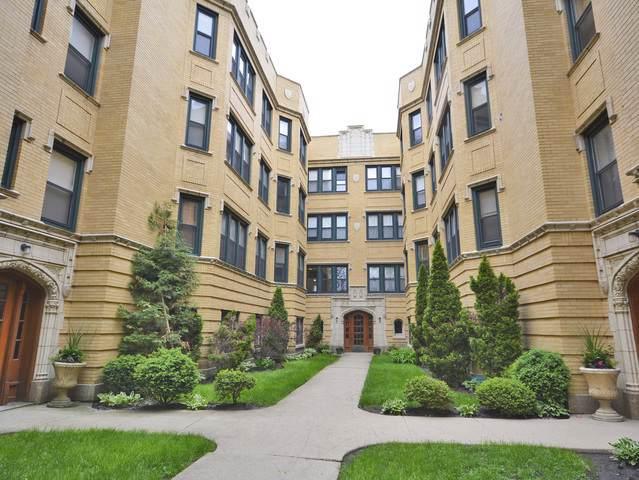 4108 N Keystone Avenue 1W, Chicago, IL 60641 (MLS #10456888) :: Ani Real Estate
