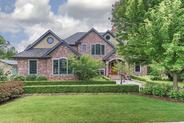 971 W Kenilworth Avenue, Palatine, IL 60067 (MLS #10456912) :: Berkshire Hathaway HomeServices Snyder Real Estate
