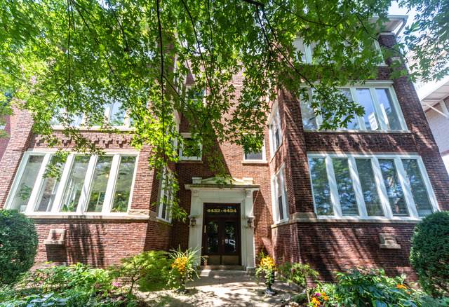 4432 N Racine Avenue 1S, Chicago, IL 60640 (MLS #10457020) :: John Lyons Real Estate