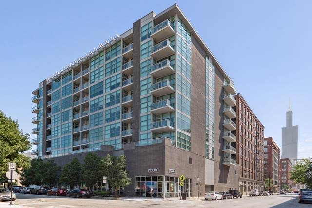 225 S Sangamon Street #803, Chicago, IL 60607 (MLS #10457074) :: The Dena Furlow Team - Keller Williams Realty