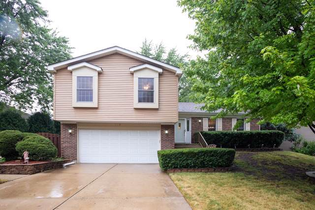 735 Buffalo Circle, Carol Stream, IL 60188 (MLS #10457075) :: Ani Real Estate