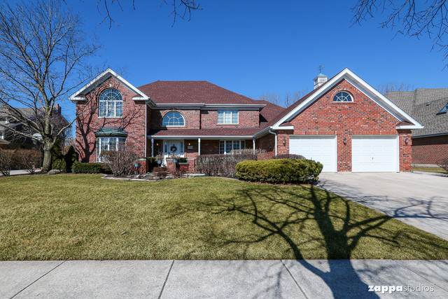 13258 W Creekside Drive, Homer Glen, IL 60491 (MLS #10457143) :: HomesForSale123.com