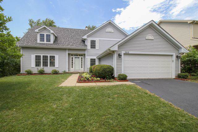 260 Southgate Drive, Vernon Hills, IL 60061 (MLS #10457179) :: Helen Oliveri Real Estate
