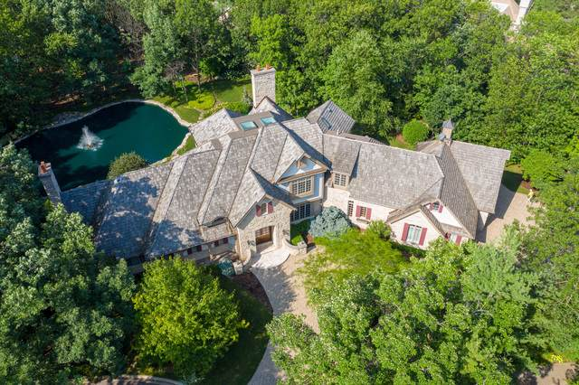 803 Ambriance Drive, Burr Ridge, IL 60527 (MLS #10457192) :: Property Consultants Realty