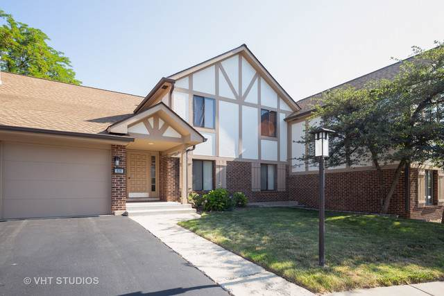 826 Thornton Court 2AL, Schaumburg, IL 60193 (MLS #10457195) :: The Wexler Group at Keller Williams Preferred Realty