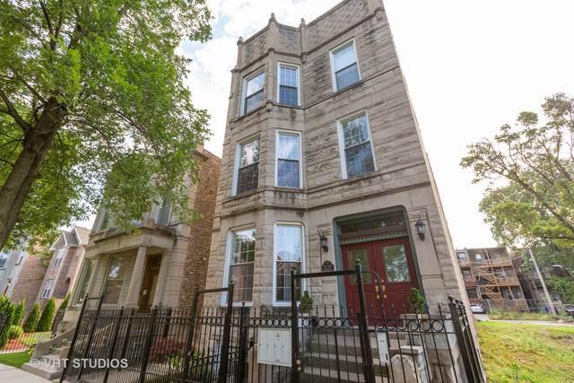 4934 S Forrestville Avenue 1R, Chicago, IL 60615 (MLS #10457267) :: Baz Realty Network | Keller Williams Elite