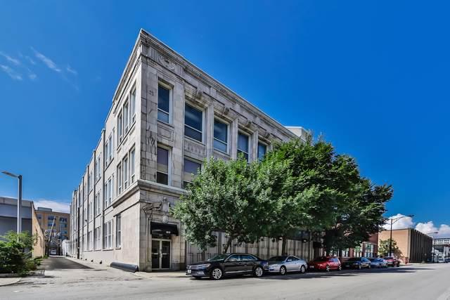 1019 W Jackson Boulevard 3E, Chicago, IL 60607 (MLS #10457297) :: BNRealty