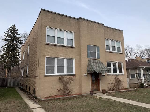 715 Brummel Street, Evanston, IL 60202 (MLS #10457314) :: Baz Realty Network | Keller Williams Elite
