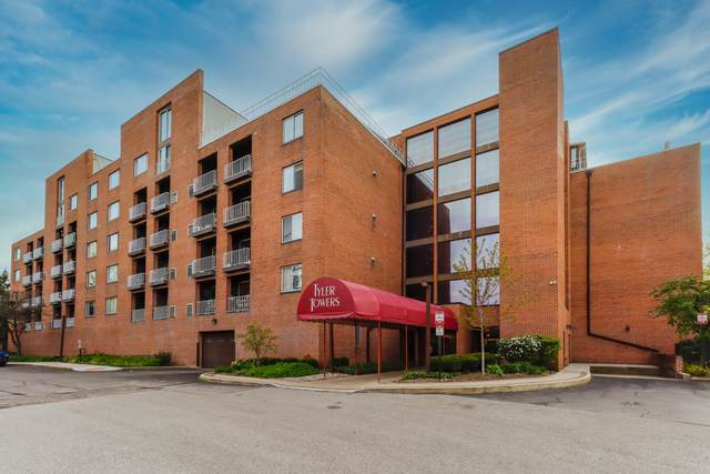 1450 Plymouth Lane #605, Elgin, IL 60123 (MLS #10457321) :: Property Consultants Realty