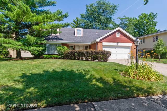 1245 Berry Lane, Flossmoor, IL 60422 (MLS #10457334) :: Angela Walker Homes Real Estate Group