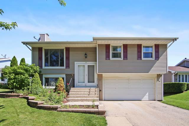 44 Abbeywood Drive, Romeoville, IL 60446 (MLS #10457339) :: Berkshire Hathaway HomeServices Snyder Real Estate