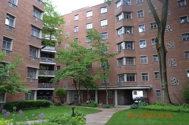 1860 Sherman Avenue 6-7NC, Evanston, IL 60201 (MLS #10457345) :: Baz Realty Network | Keller Williams Elite