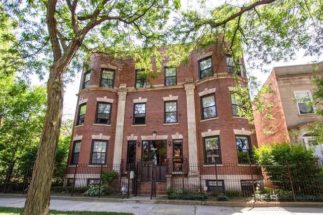 5037 S Michigan Avenue G, Chicago, IL 60615 (MLS #10457349) :: Ani Real Estate