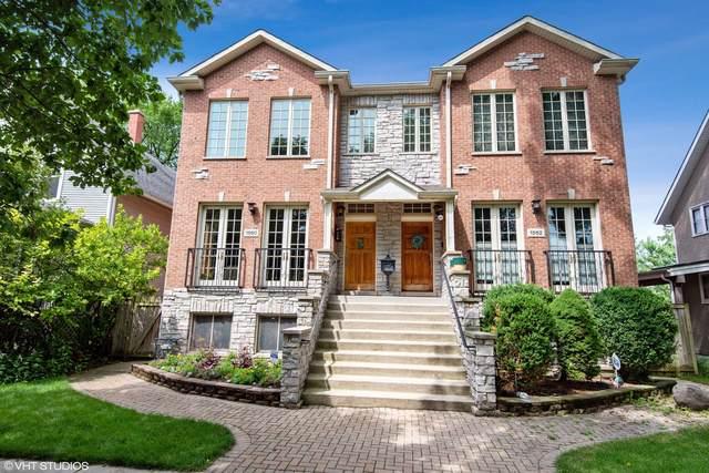 1560 Florence Avenue, Evanston, IL 60201 (MLS #10457361) :: Baz Realty Network | Keller Williams Elite