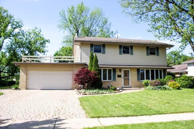 74 E Heron Drive, Palatine, IL 60067 (MLS #10457423) :: Baz Realty Network | Keller Williams Elite