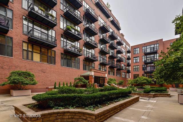 333 W Hubbard Street #618, Chicago, IL 60654 (MLS #10457445) :: Ani Real Estate