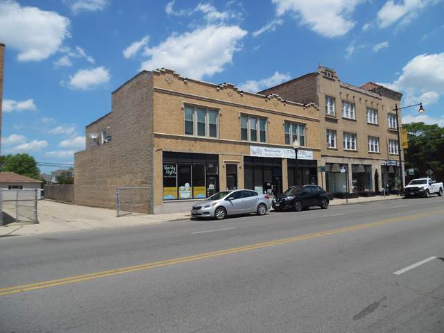 6038 W Irving Park Road, Chicago, IL 60634 (MLS #10457460) :: Berkshire Hathaway HomeServices Snyder Real Estate