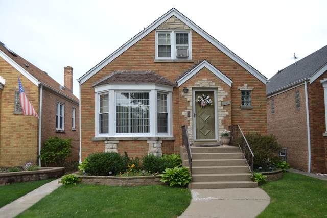5042 N Newcastle Avenue, Chicago, IL 60656 (MLS #10457523) :: Touchstone Group
