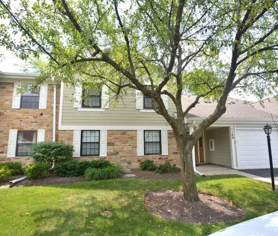 1149 Middlebury Lane D2, Wheeling, IL 60090 (MLS #10457530) :: Helen Oliveri Real Estate