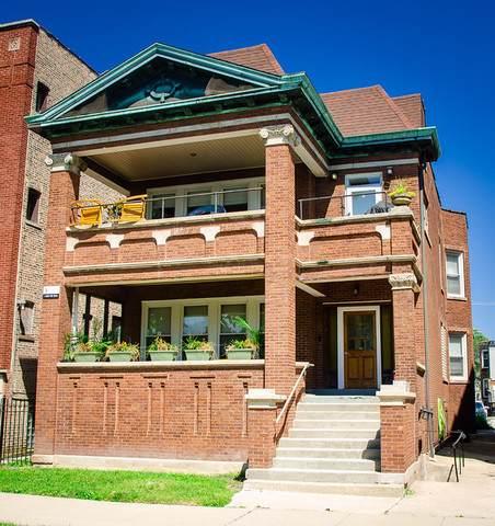 1655 N Humboldt Boulevard G, Chicago, IL 60647 (MLS #10457545) :: Berkshire Hathaway HomeServices Snyder Real Estate