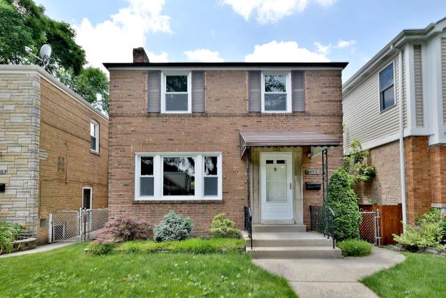 5104 N Newcastle Avenue, Chicago, IL 60656 (MLS #10457555) :: Helen Oliveri Real Estate
