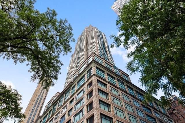 100 E Huron Street #2407, Chicago, IL 60611 (MLS #10457563) :: Ani Real Estate