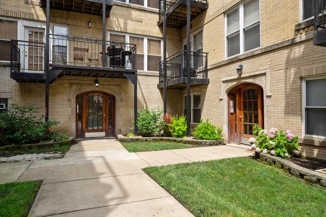 4018 N Albany Avenue 3A, Chicago, IL 60618 (MLS #10457571) :: Ani Real Estate