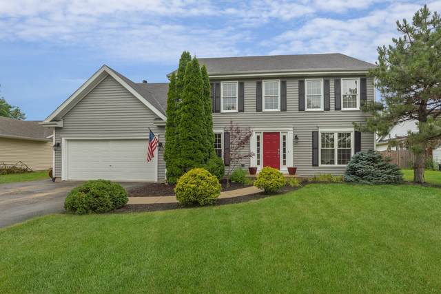 433 Boulder Hill Pass, Oswego, IL 60543 (MLS #10457576) :: Berkshire Hathaway HomeServices Snyder Real Estate