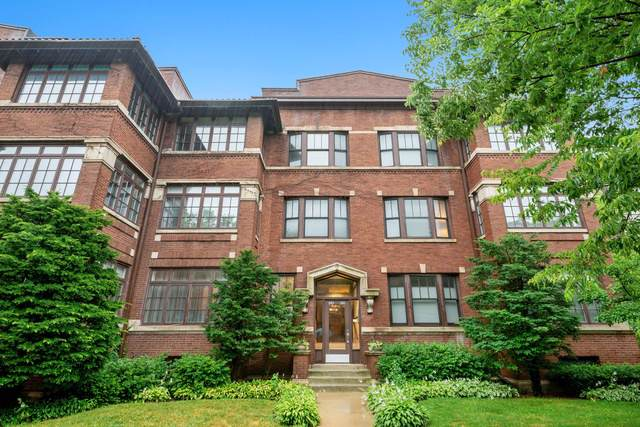 845 Ridge Avenue #3, Evanston, IL 60202 (MLS #10457579) :: Baz Realty Network | Keller Williams Elite