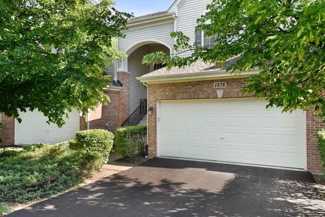 1876 Maureen Drive, Hoffman Estates, IL 60192 (MLS #10457584) :: Helen Oliveri Real Estate