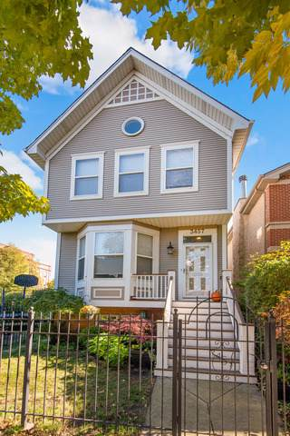 3457 N Hamilton Avenue, Chicago, IL 60618 (MLS #10457611) :: Berkshire Hathaway HomeServices Snyder Real Estate