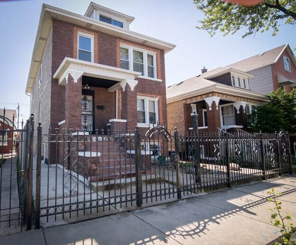 5423 S Fairfield Avenue, Chicago, IL 60632 (MLS #10457612) :: Angela Walker Homes Real Estate Group