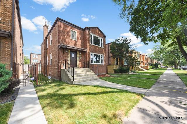 8833 S Dorchester Avenue, Chicago, IL 60619 (MLS #10457663) :: Berkshire Hathaway HomeServices Snyder Real Estate
