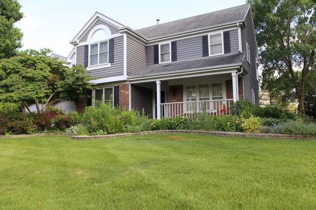 165 Chapel Oaks Drive, Buffalo Grove, IL 60089 (MLS #10457665) :: Helen Oliveri Real Estate