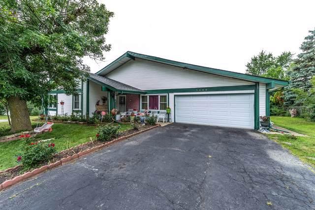 5400 Redford Lane, Hanover Park, IL 60133 (MLS #10457687) :: Berkshire Hathaway HomeServices Snyder Real Estate