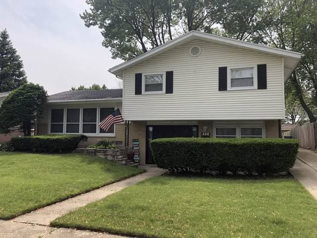 466 N 5th Avenue, Des Plaines, IL 60016 (MLS #10457692) :: Berkshire Hathaway HomeServices Snyder Real Estate