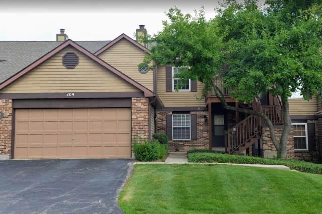409 Sandhurst Circle #5, Glen Ellyn, IL 60137 (MLS #10457695) :: John Lyons Real Estate