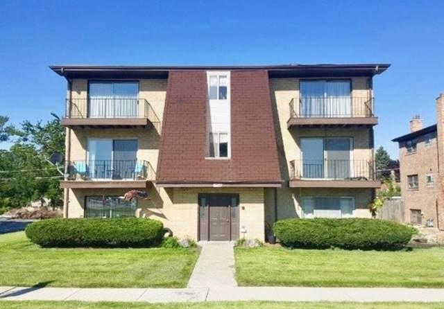 17340 Ridgeland Avenue 3N, Tinley Park, IL 60477 (MLS #10457763) :: Lewke Partners