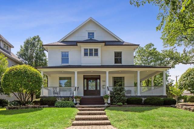 702 S Madison Street, Hinsdale, IL 60521 (MLS #10457788) :: Touchstone Group
