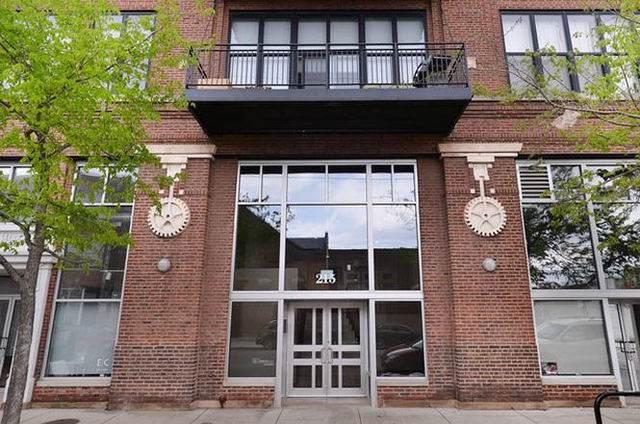 215 N Aberdeen Street 312A, Chicago, IL 60607 (MLS #10457811) :: Berkshire Hathaway HomeServices Snyder Real Estate