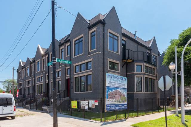 343 E 43 Street, Chicago, IL 60653 (MLS #10457876) :: Baz Realty Network | Keller Williams Elite