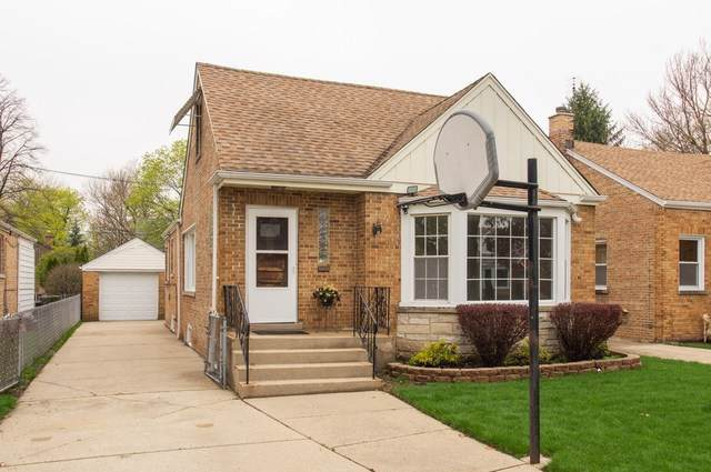 7106 N Melvina Avenue, Chicago, IL 60646 (MLS #10457900) :: Touchstone Group