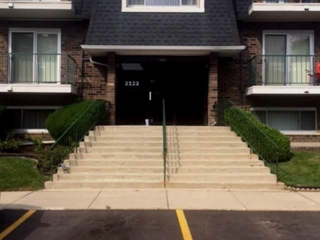 3223 W Parkway Drive 3B, Northbrook, IL 60062 (MLS #10457927) :: Helen Oliveri Real Estate