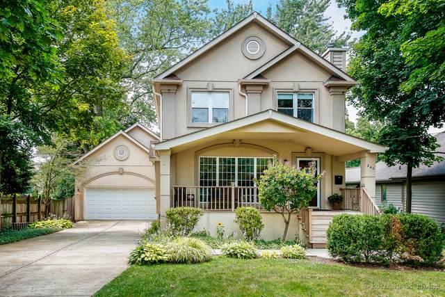 240 Traver Avenue, Glen Ellyn, IL 60137 (MLS #10457932) :: John Lyons Real Estate