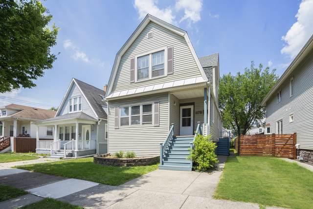 1179 S Humphrey Avenue, Oak Park, IL 60304 (MLS #10457944) :: The Dena Furlow Team - Keller Williams Realty