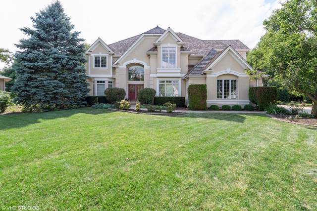 3111 Treesdale Court, Naperville, IL 60564 (MLS #10457946) :: Berkshire Hathaway HomeServices Snyder Real Estate