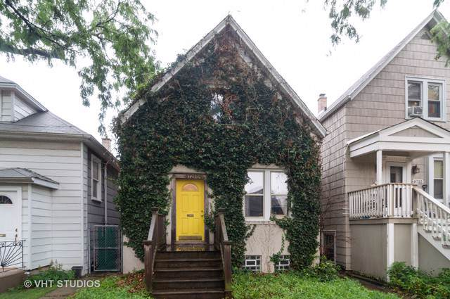 3727 N Whipple Street, Chicago, IL 60618 (MLS #10457975) :: Ani Real Estate