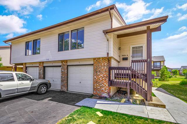 1342 Kingsbury Drive #1, Hanover Park, IL 60133 (MLS #10457977) :: Ani Real Estate